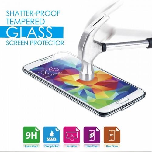 ΠΡΟΣΤΑΤΕΥΤΙΚΗ ΜΕΜΒΡΑΝΗ SAMSUNG S5 TEMPERED GLASS 9Η