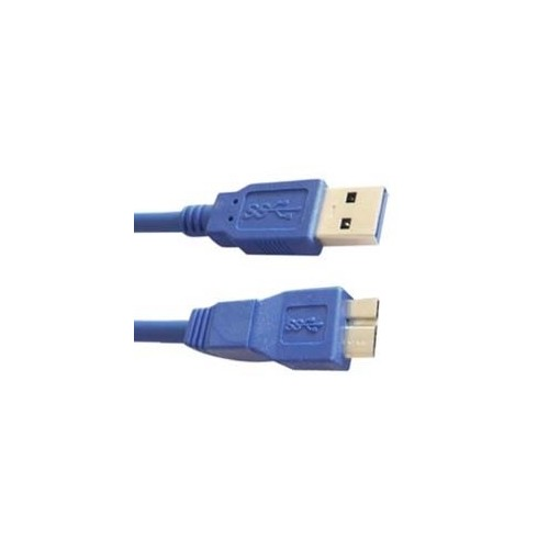 ΚΑΛΩΔΙΟ USB 3 ΑΡΣΕΝΙΚΟ TYPE A ΣΕ MICRO B 1.8 ΜΕΤΡΑ