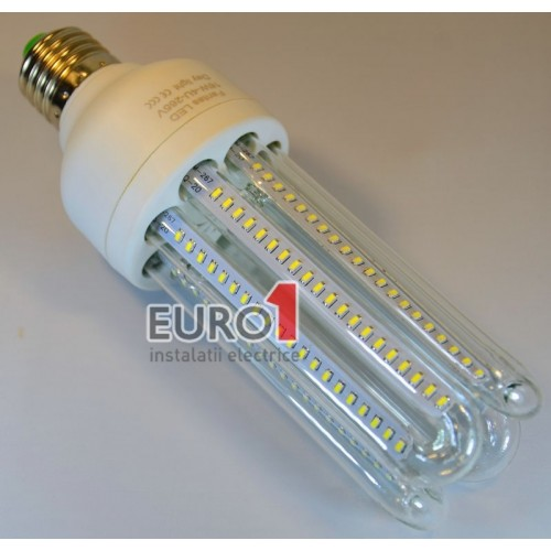 ΛΑΜΠΑ ΜΕ LED 230V 24W E27 COOL WHITE SMD