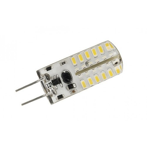 LED SPOTLIGHT - 3W 12V AC/DC G4 WARM ΘΕΡΜΟ