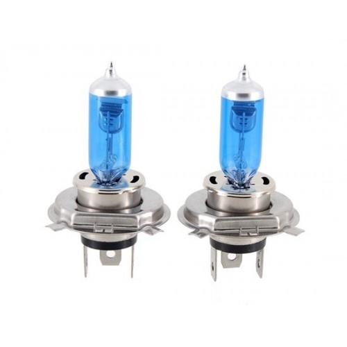 XENON GAS FILLED H4 LED BULBS