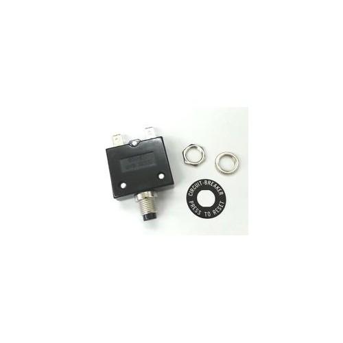 CIRCUIT BREAKER 250V 2PIn 125-250V