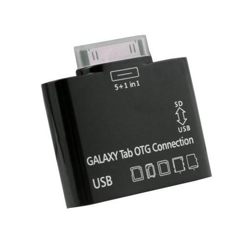 ΑΝΤΑΠΤΟΡ OTG USB - MICRO + CARD READER