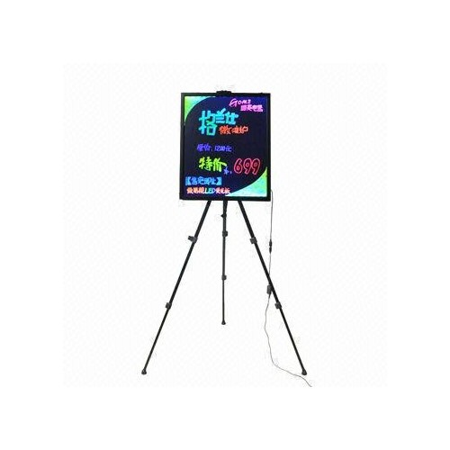 Sign Holder Easel for Message Boards and Small Signs