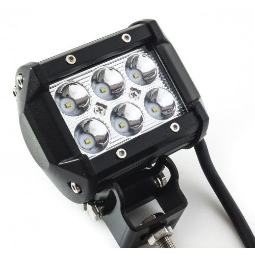 """Car Led Light Bar 4""""inch 18W 4D led Work Light Bars"""