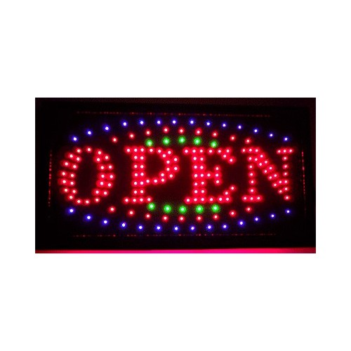 LED SING OPEN