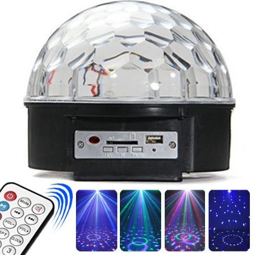 MAGIC BALL LIGHT LED EFFECT RGB + RGB + STICK