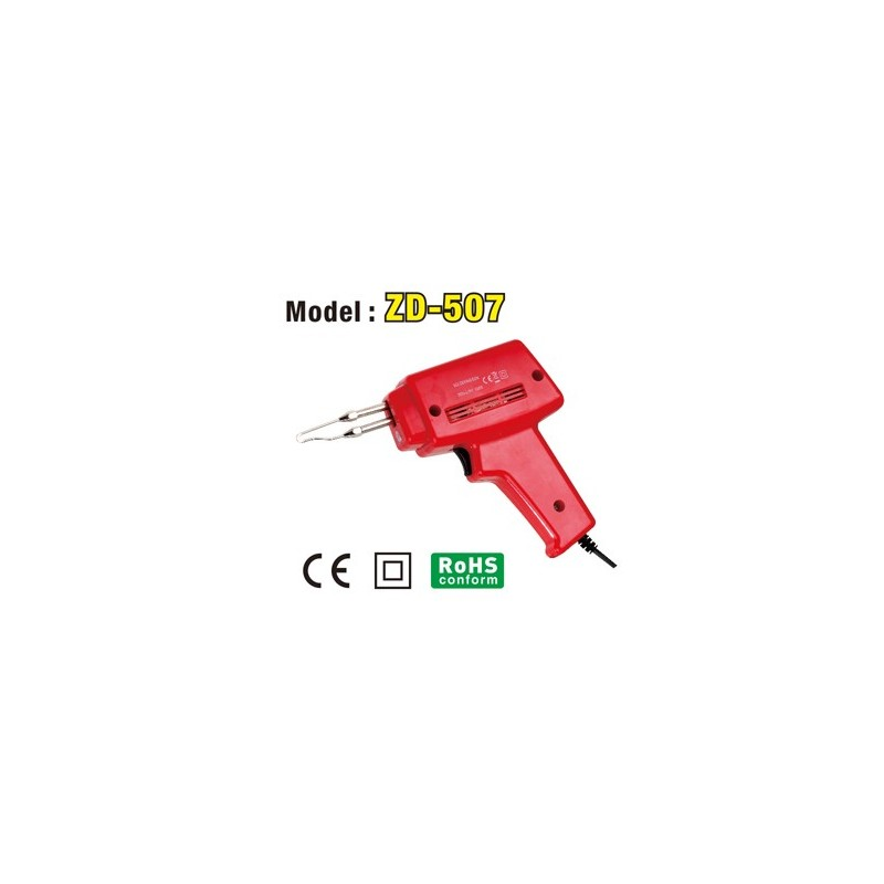 Inductive soldering iron, Quick Heat-up, 100W