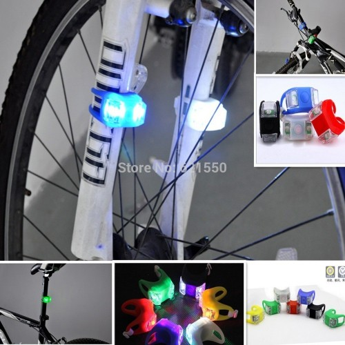 2 BICYCLE SAFETY LAMP