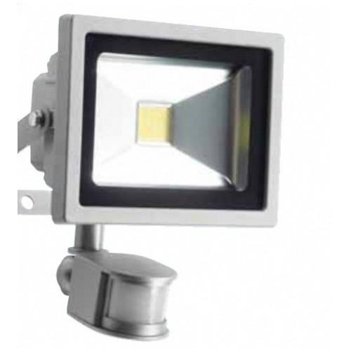20W LED Flood Light PIR Sensor