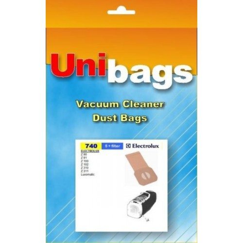 740 - Unibags ELECTROLUX