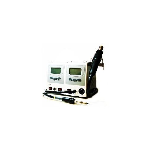 ZD-982 SOLDERING & HOT AIR SMD REWORK STATION