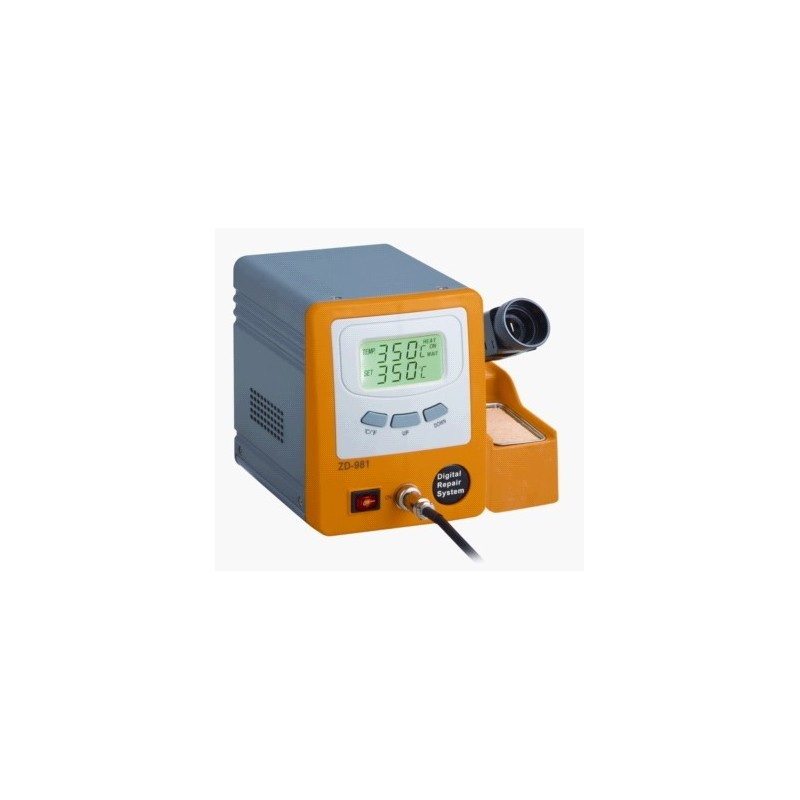 SOLDERING STATION 60W LCD FOR ROHS ZD981