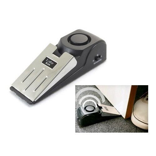 120dB Door Stop Alarm Door Stopper Security System Security