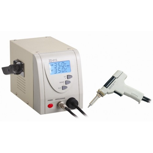 Digital Desoldering Station ZD-915 Iron Gun
