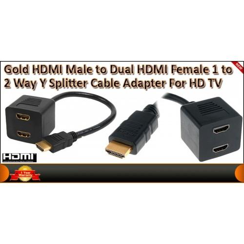 ΔΙΑΚΛΑΔΩΤΗΣ ΓΙΑ 2 HDMI 1080p