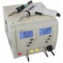 Combined soldering - desoldering station ZD-917