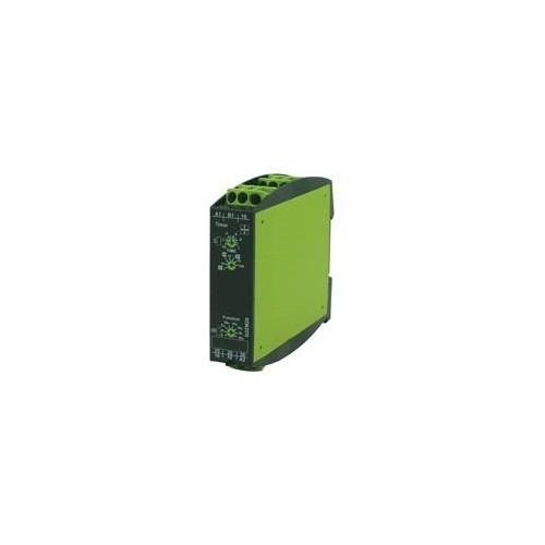 G2ZM20 RELAY ΧΡΟΝΙΚΟ 8 ΛΕΙΤΟΥΡΓΙΩΝ 1-100h 12-240VAC/DC