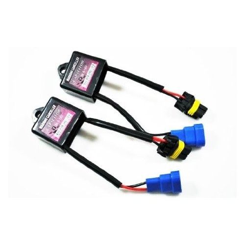 2 Universal HID Xenon Canbus Warning Cancelle