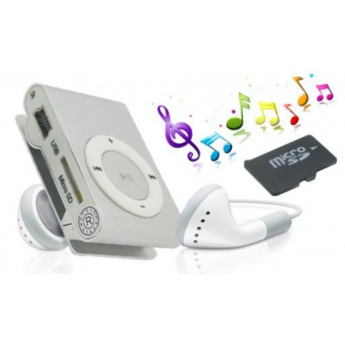 MP3 PLAYER -Card Reader Black