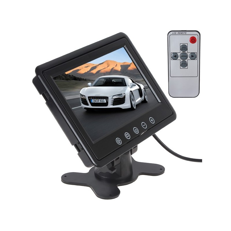 """TFT 9\\"""" LCD COLOR MONITOR"""