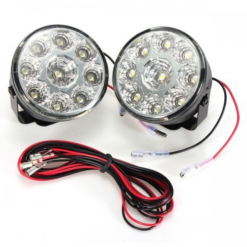 9-LED DAYTIME HEADLIGHT
