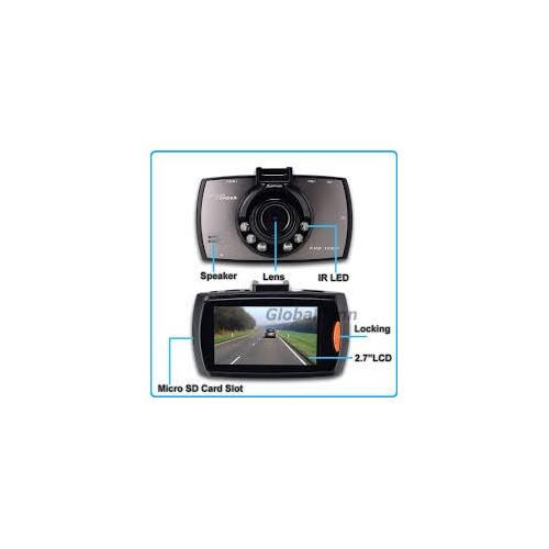 DVR ΚΑΜΕΡΑ ΑΥΤΟΚΙΝΗΤΟΥ ΜΕ ΟΘΟΝΗ FULL HD - MONITOR 2.7 + LED ΝΥΚΤΟΣ