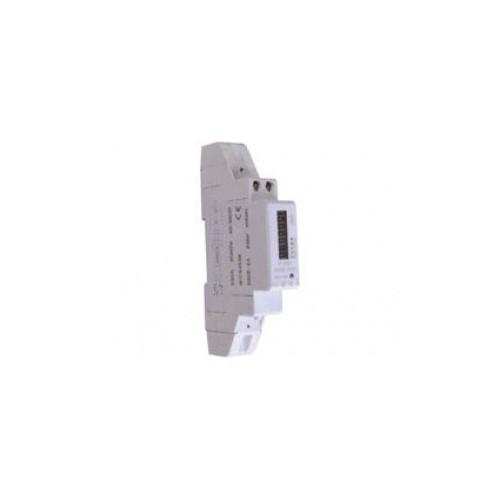 DIN RAIL DIGITAL kWh METER SINGLE-PHASE 5-50Α DD10-L02 YTL