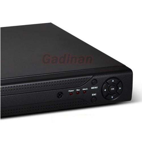 ΔΙΚΤΥΑΚΟ DVR 8CH D1 ΜΕ USB H264 . & VGA - HDMI