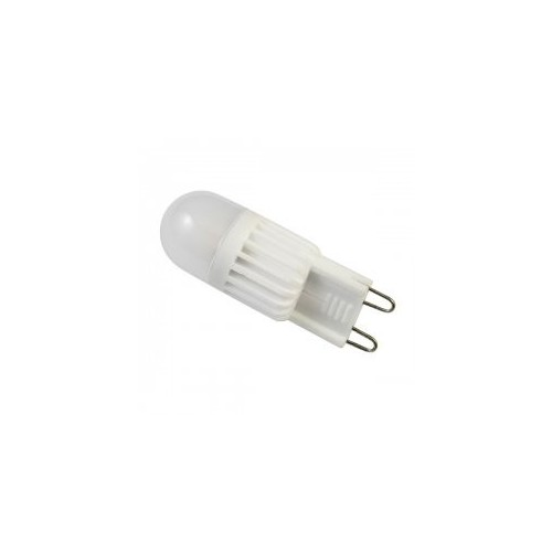 ΛΑΜΠΑ ΜΕ 9 SMD LED 230V 3.5W G9 3000K 360° 280 LUMEN DIMMABLE