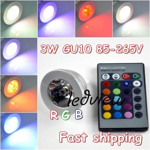 GU10-RGB-CONTROL GU10