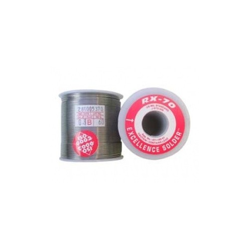 SOLDERING 1mm RX70 60/40 (Sn60%/Pb40%) 1/4kgr RED