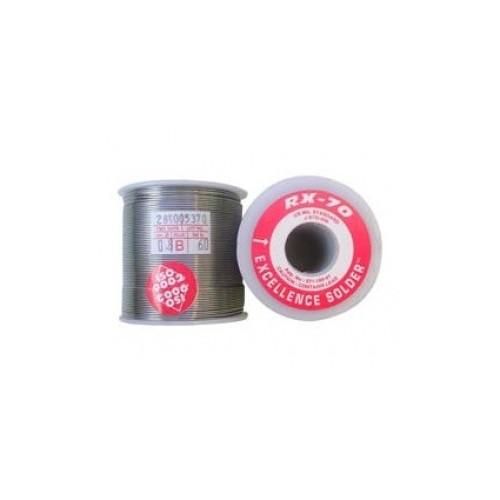 SOLDERING 1mm RX70 60/40 1/4kgr RED