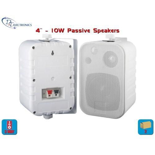 SPEAKER HI-FI 40W WHITE
