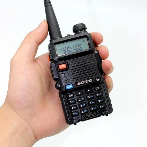 ΦΟΡΗΤΟΣ dual band ΠΟΜΠΟΔΕΚΤΗΣ VHF/UHF έως 5W