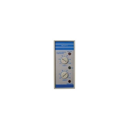 NETWORK MONITORING RELAY 3-PHASE (UNDER- OR OVERVOLTAGE)