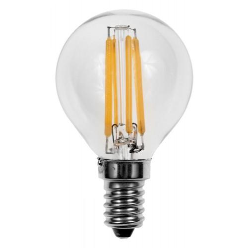 ΔΙΑΚΟΣΜΗΤΙΚH ΛΑΜΠA LED FILAMENT G45 Ε14 4W ΘΕΡΜΟ ΦΩΣ 2700k