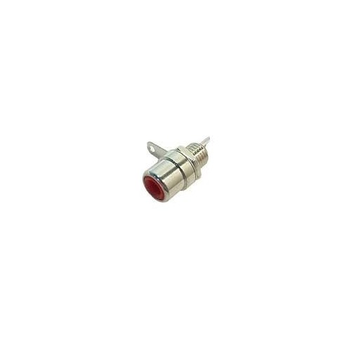 XJA 056 NICKEL RED CONNECTOR ΗΧΟΥ