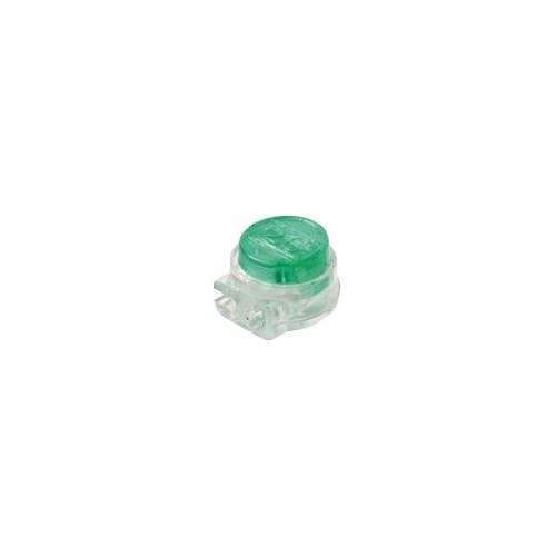 UG In-Line Tap IDC Splicing Connector- Green