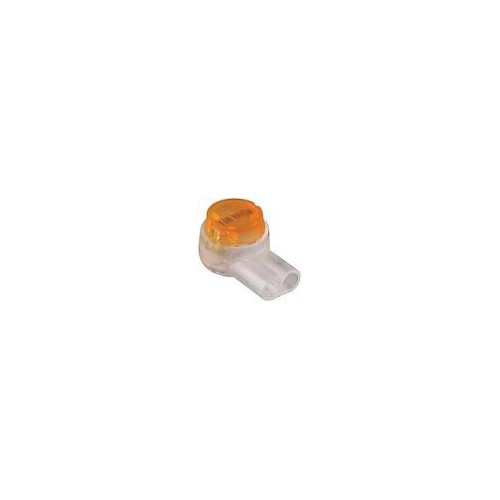 TELEPHONE TERMINAL 22~26AWG ORANGE