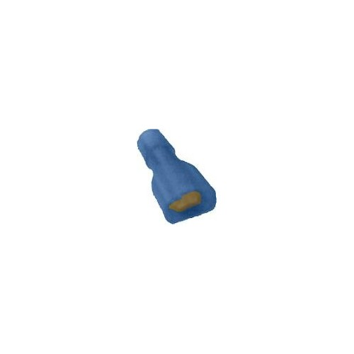 COATED SLIDE CABLE LUG NYLON (Χ/Α) MALE BLUE M2-6.4AF/8 JEE