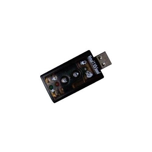 USB ΕΞΩΤΕΡΙΚΗ ΚΑΡΤΑ ΗΧΟΥ 7.1 3D