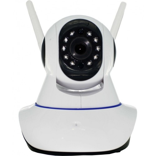 IPC - Z06H 720P HD Wireless IP Surveillance Camera System - WHITE