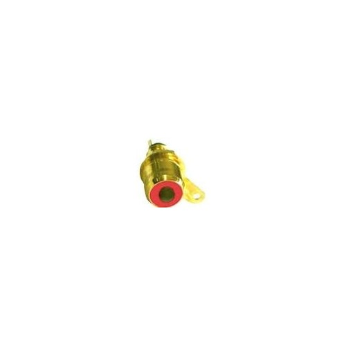 XJA 056G GOLD RED CONNECTOR ΗΧΟΥ