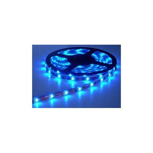 ΕΥΚΑΜΠΤΗ ΑΔΙΑΒΡΟΧΗ ΤΑΙΝΙΑ ΜΕ ΜΠΛΕ LED 12V 7,2W/m (ΤΙΜΗ ΜΕΤΡΟΥ)
