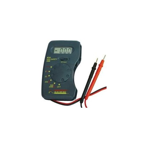 Small Size Digital multimeter Handheld DMM