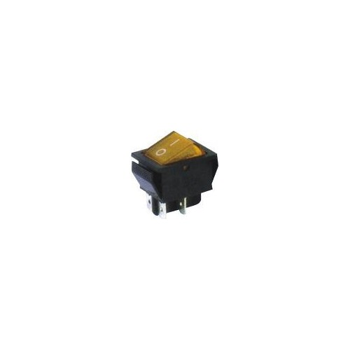 ROCKET SWITCH ON-OFF 250V 16A 4PIN