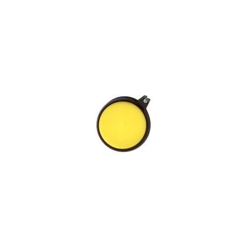 μεγαλύτερη φωτογραφία ΚΟΥΜΠΙ ΠΟΤΕΝΣΙΟΜΕΤΡΟΥ ΓΙΑ ΑΞΟΝΑ 6mm ΜΕΓΑΛΟ ΚΙΤΡΙΝΟ