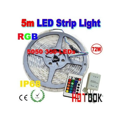 SET 5050 60 LED RGB 14.4W