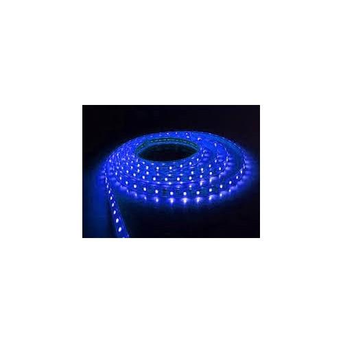 ΕΥΚΑΜΠΤΗ ΑΔΙΑΒΡΟΧΗ ΤΑΙΝΙΑ ΜΕ ΜΠΛΕ LED 12V 4,8W/m (ΤΙΜΗ ΜΕΤΡΟΥ)